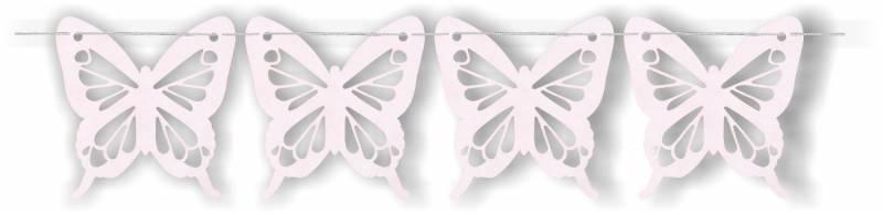 Mariposa Gigante Blanca