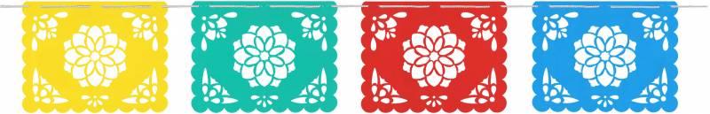 Mexican Multicolor PVC