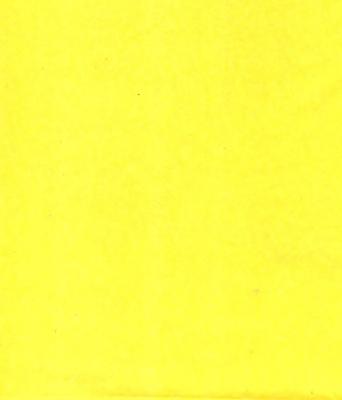 Resma de Papel Seda Amarillo