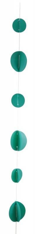 Hanging lineal con circulos monocolor
