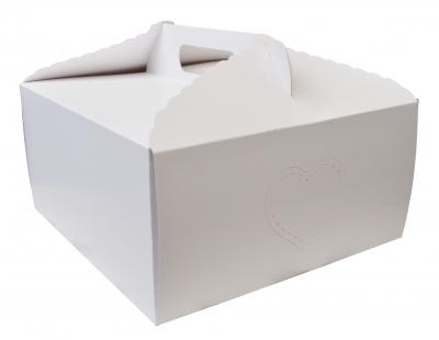 Caja Tarta / Torta Chica 20x25x10  TX