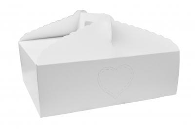 Caja Tarta Grande 30x30x10 TX