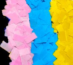Lluvia de Papelitos Monocolor