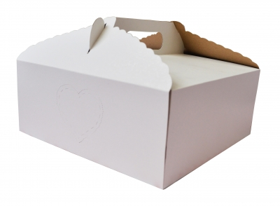 Caja Tarta / Torta Chica Economy 20x25x10