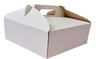 Caja Tarta Grande Economy 30x30x10