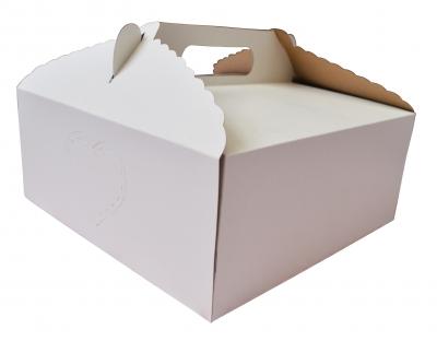Caja Torta Grande Economy 30x30x15